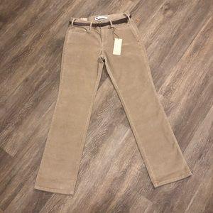 New Levi's Corduroy Pants